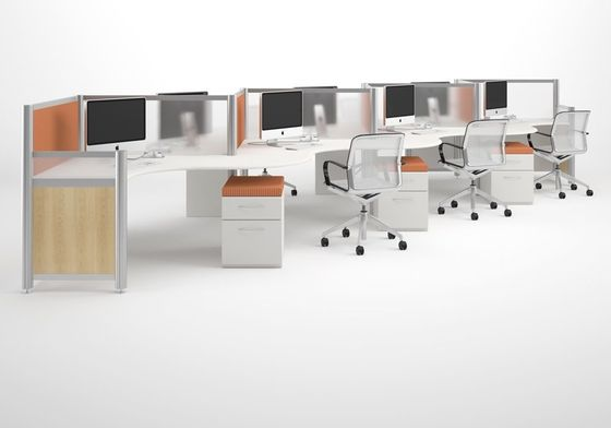 Zig Zag Modern Workstations