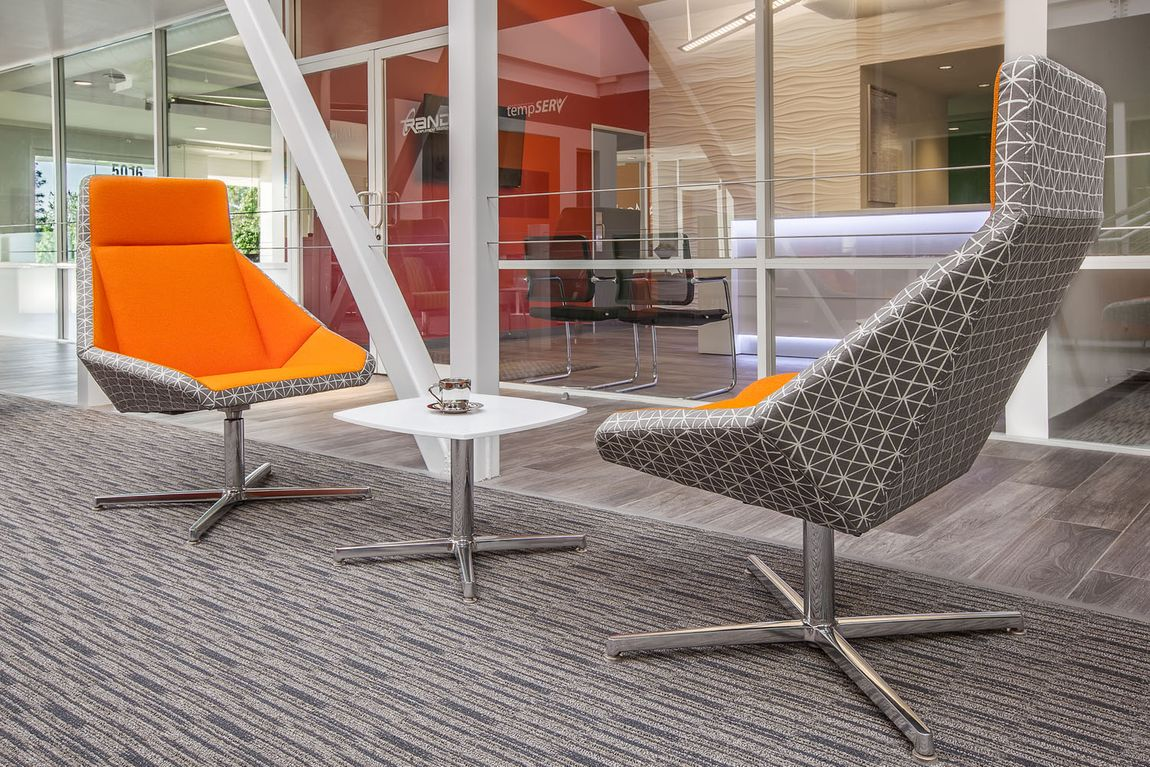 Collaborative Lounge Chairs