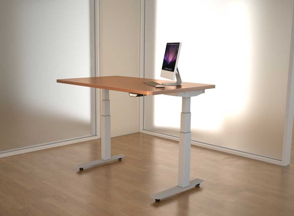 Adjustable Height Desks - Feel Better Work Better