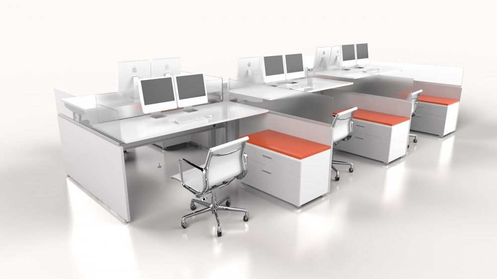 Height Adjustable Office Cubicles