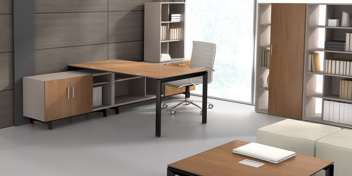 Modern Desks for Office Spaces