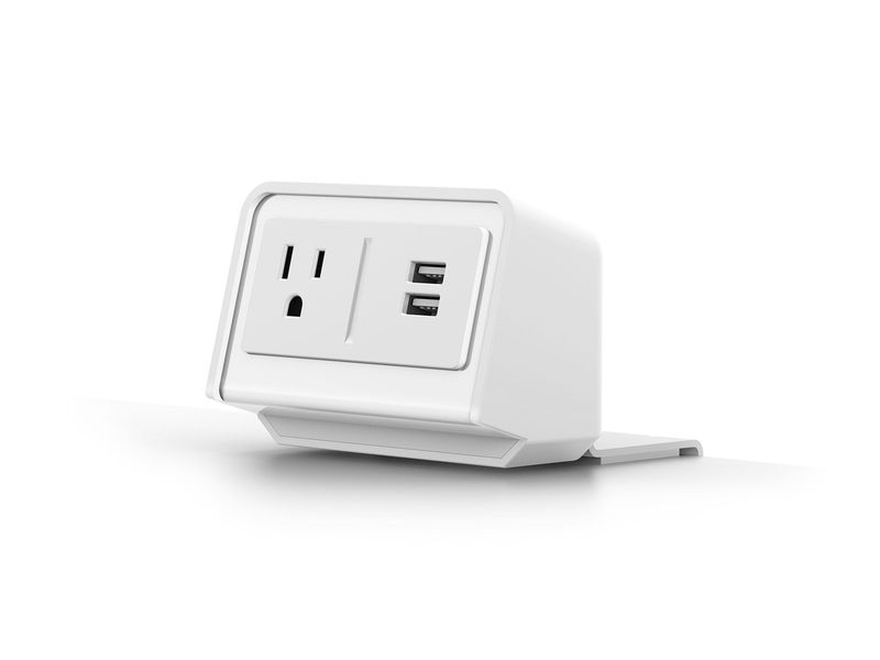 Optional Power-USB Desktop Charger