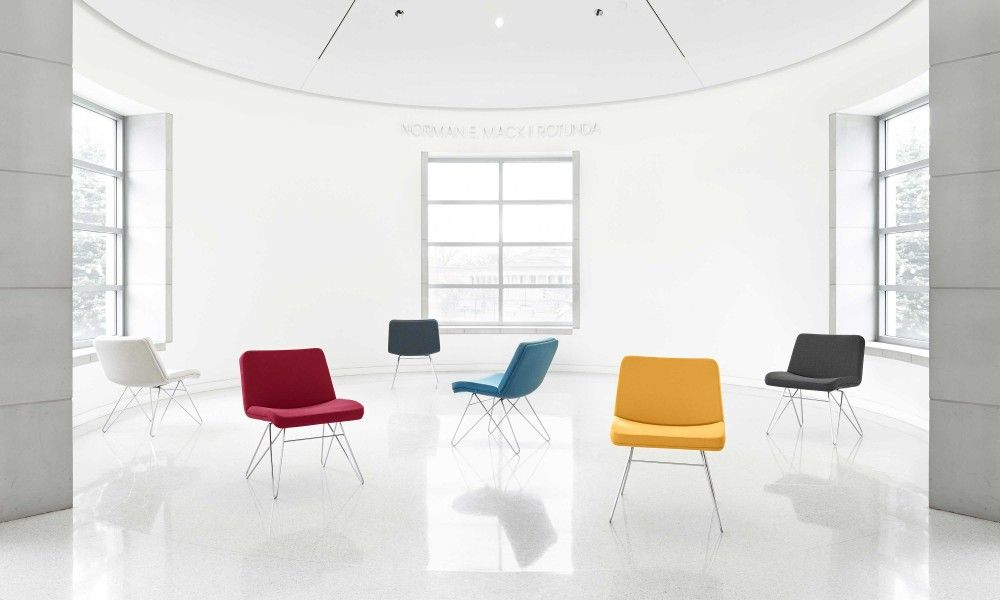 Modern Office Furniture Guest Chairs