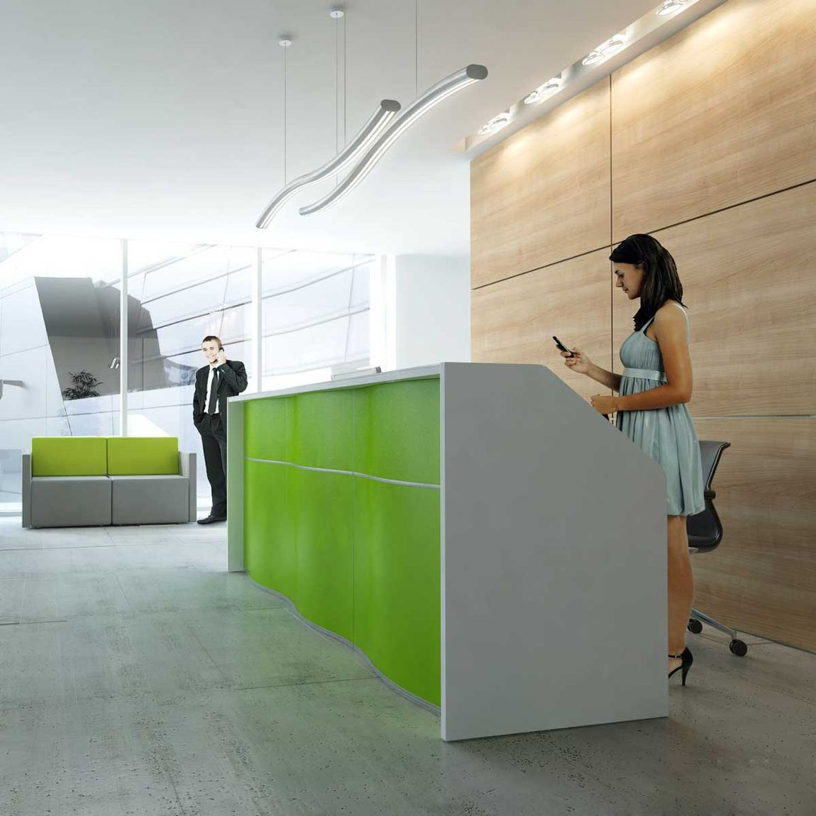 What Are Contemporary: Contemporary And Modern Office Furniture