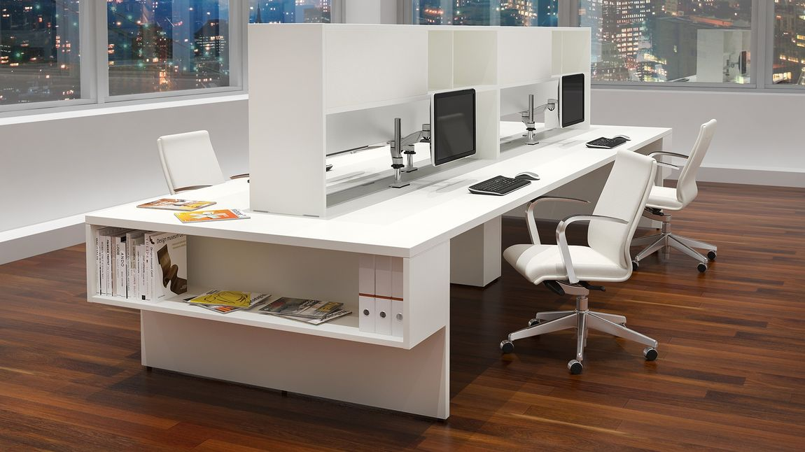 marvelous cubicles office furniture | Modular Office Furniture - Modern Workstations, Cool ...