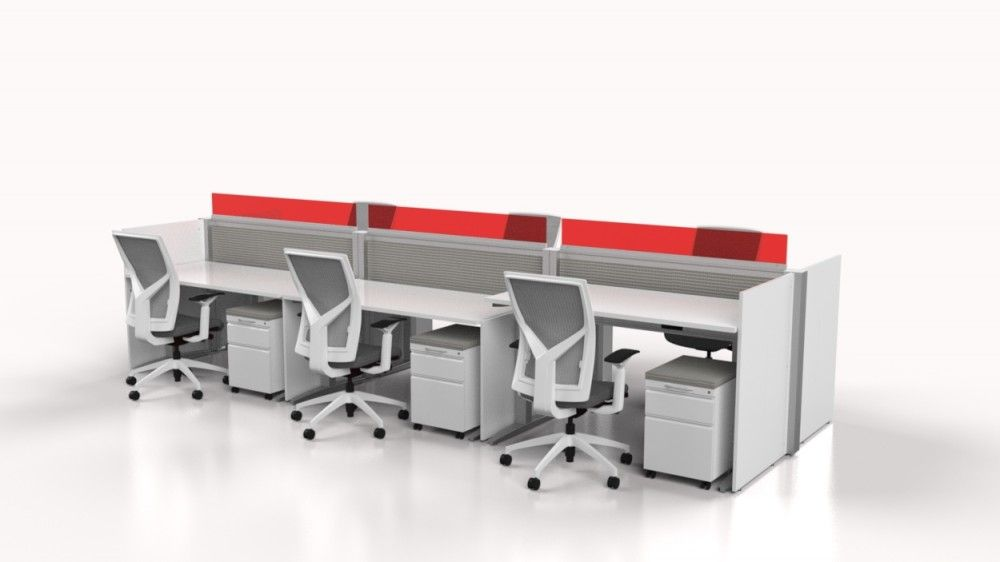 Modern Sit-Stand Workstations and Desks