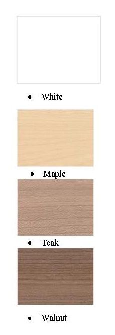 Laminate Finish Options