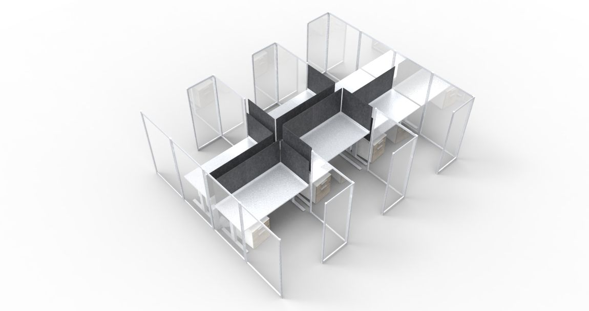 Cubicle Privacy Ideas