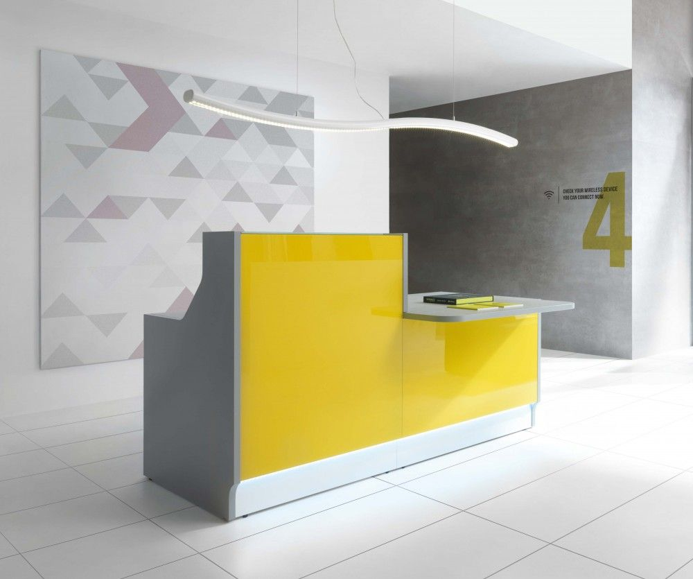 Modern Reception Desks