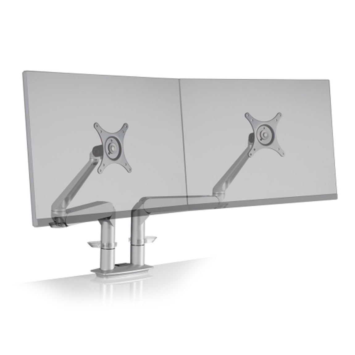 Optional Dual Monitor Arm