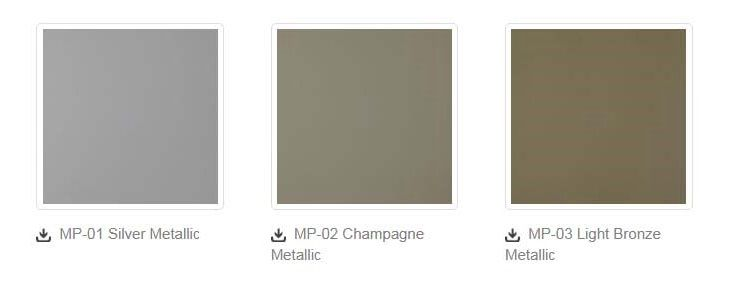 Metallic Paint Finishes