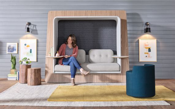 Acoustic Furniture and Office Phone Booths