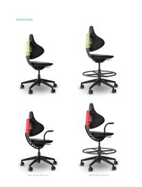 Antimicrobial Office Chairs and Stools