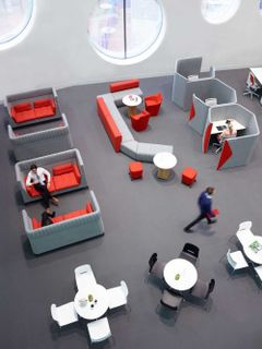 Acoustic Furniture fosters Creative Thinking in the Workplace