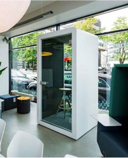 Acoustic Phone Booths