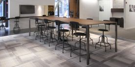 Bar Height Conference Tables - Bar height conference table