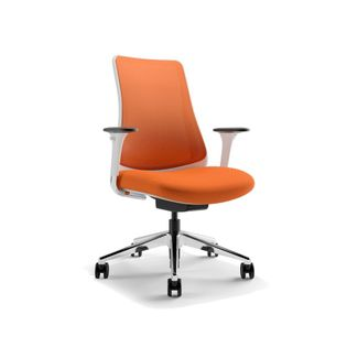 Orange Conference Chair