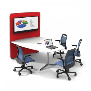 Collaboration Workspace - Video Conference Furniture