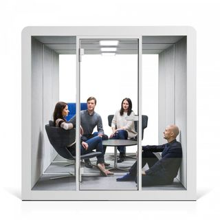 Acoustic Office Booth