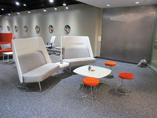 Collaborative Office Space Furniture