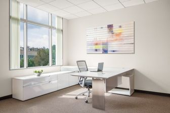 White Executive Desks and Modern Office Furniture