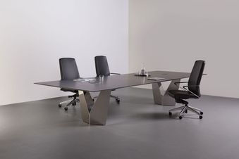 High End Wood Conference Tables