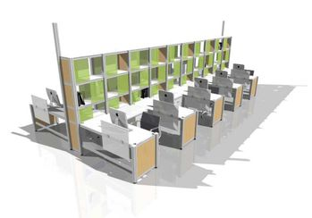 Modern Office Furniture Custom Design Ideas