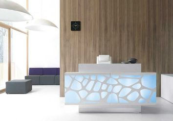 Modern Reception Unit Furniture