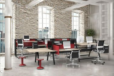 Modern Benching Cubicles