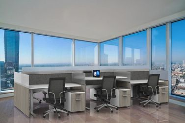 Electronic Height Adjustable Cubicles