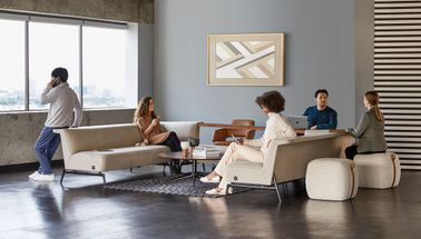 Collaborative Modular Lounge Seating