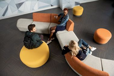 Modular Collaboration Seating