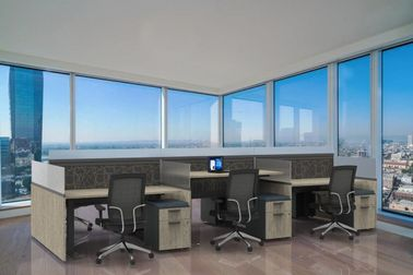 Contemporary Sit-Stand Cubicles