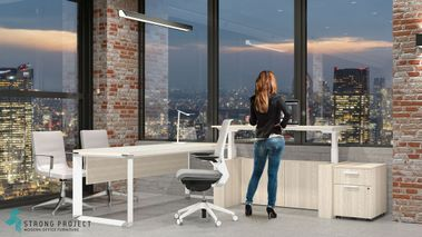 Stand Up Office Desks