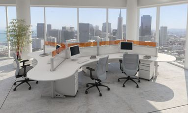 Collaborative Cubicles