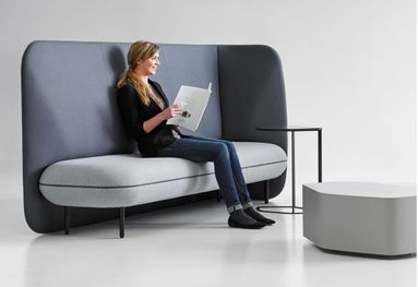 Acoustic Furniture Solutions for Open Office Spaces