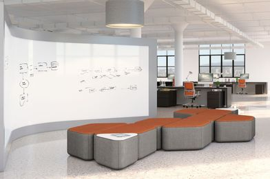 Collaboration Lounge Seating