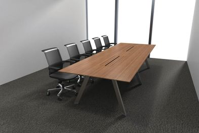 Conference Tables with Built In Technology