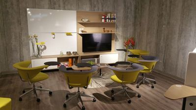 Collaborative Workspace Meeting Furniture