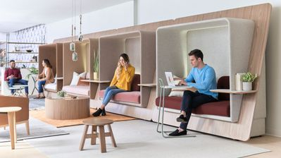 Office Privacy Pod