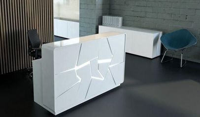 Unique Reception Desks