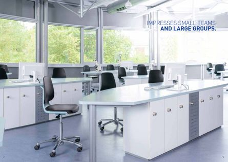 Anti-Bacterial Office Chairs and Stools