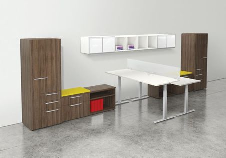 Height Adjustable Modern Office Desks