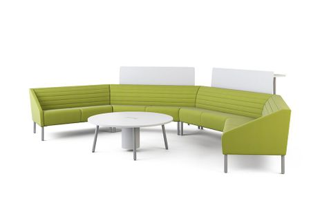 Creative Office Space Collaboration Meeting Furniture