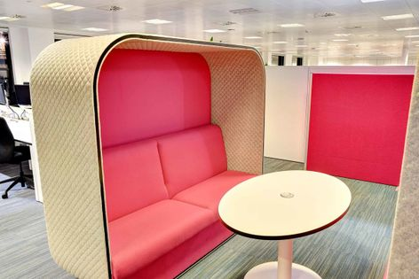 Office Furniture for Privacy