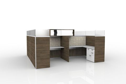 Executive Workstation Furniture