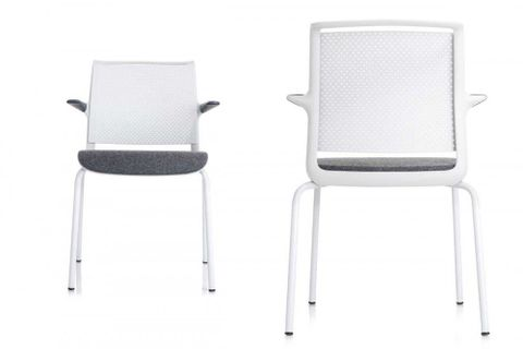 White Multipurpose Chairs