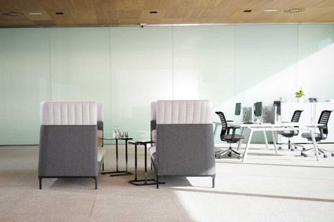 Contemporary Acoustic Office Furniture
