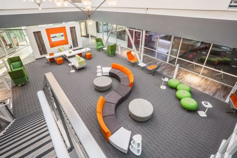 Collaborative Seating Ideas for Open Plan Spaces