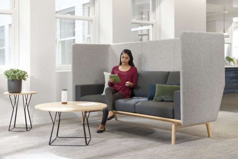 Acoustic Furniture Solutions for Open Plan Creative Office Spaces